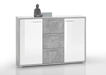 moebel-guenstig24.de Kommode Sideboard Highboard Mountain 5 ...