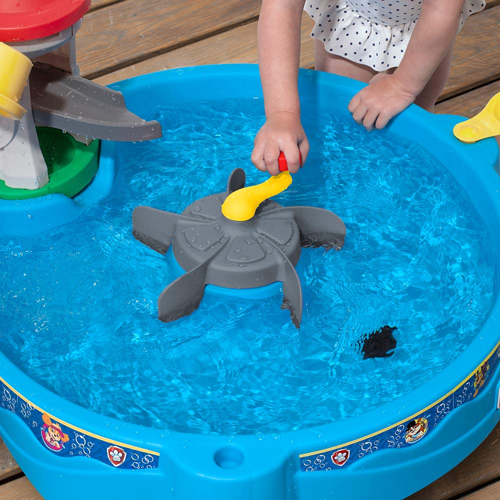 Paw Patrol Sea Patrol Water Table with Accessory Set & 4 Characters by Step2 (Image #3)