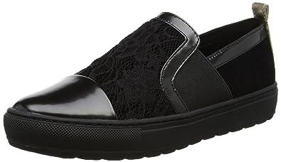 Basses Breeda Femme D Geox ASneakers VpzUSM