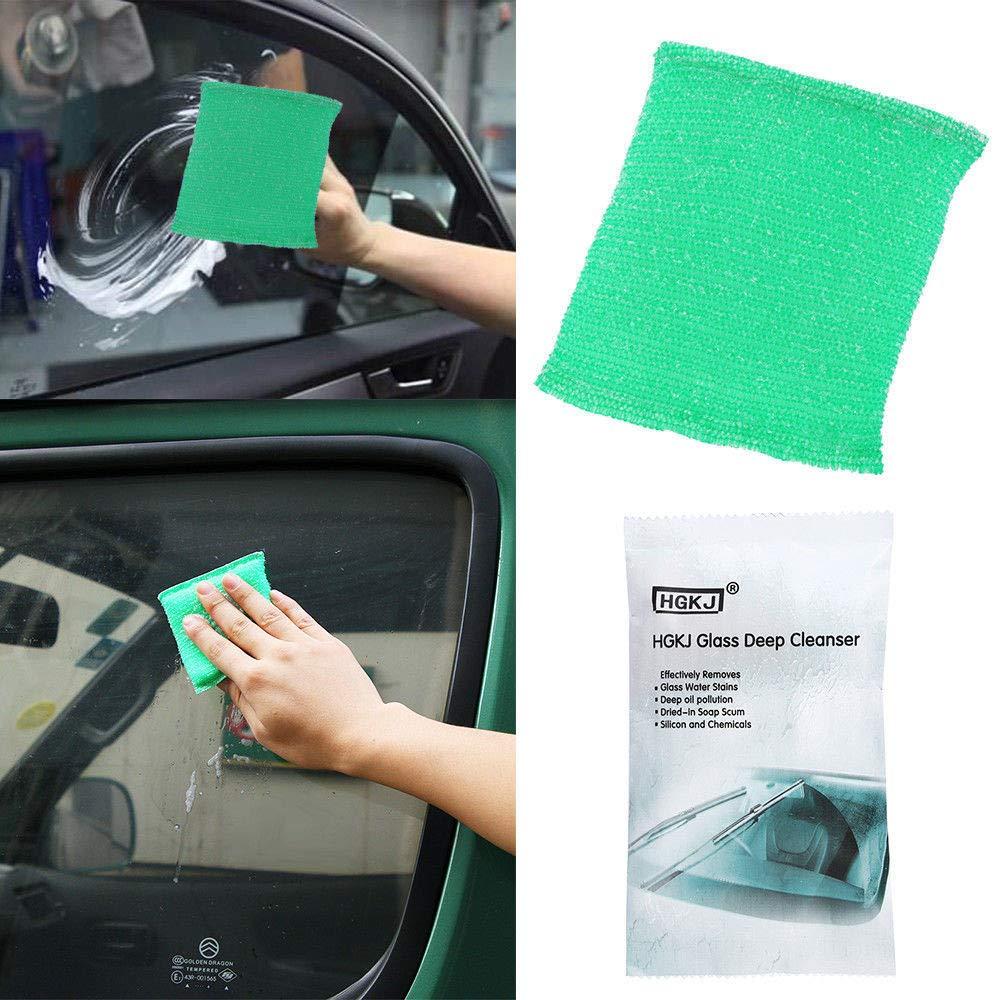 Car Cleaning Sponge Brush, Elevin(TM) HGKJ Scratches Repair Auto Care Glass Cleanser Car Windscreen Cleaning Sponge