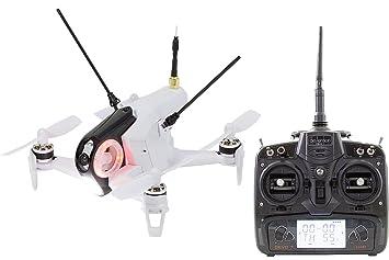 Walkera 15004400 FPV Racing de dron cuadricóptero Rodeo 150 RTF ...