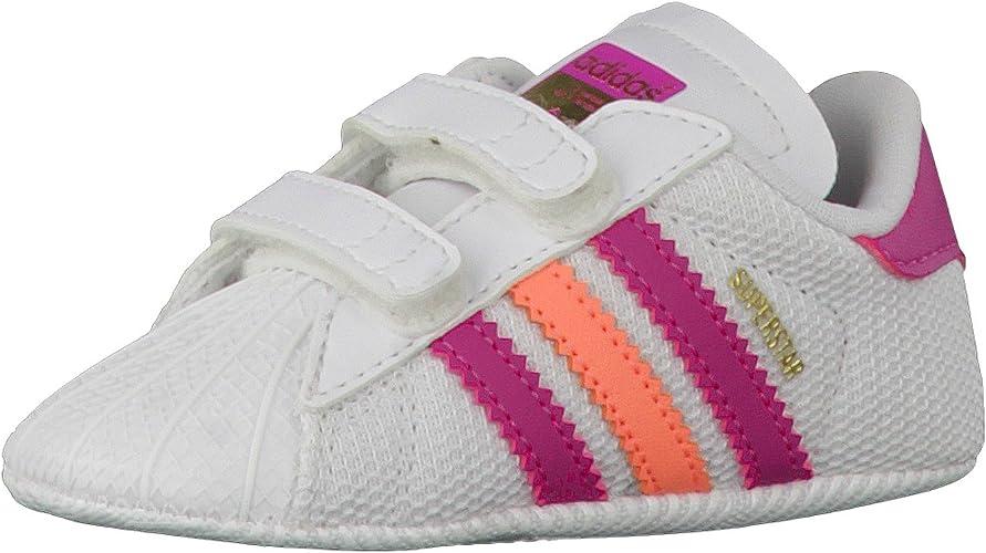 adidas superstar rosadas con blanco