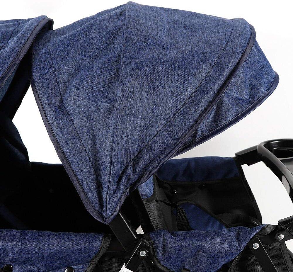 L *39cm Jinjuntech Couverture demmaillotage pour nouveau-n/é en laine tricot/ée pour b/éb/é de 0 /à 12 mois kaki 70cm