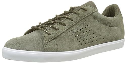 Le COQ Sportif Agate Premium Olive Night, Zapatillas para Mujer: Amazon.es: Zapatos y complementos