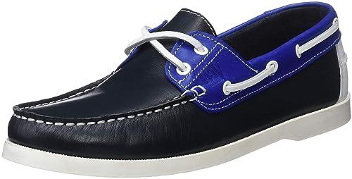 Beppi Casual Mocasines, Hombre, Azul (Navy Blue), 45 EU (10.5