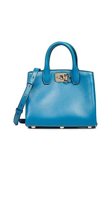 01c52018b41 Amazon.com  Salvatore Ferragamo Women s The Mini Studio Bag