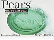 Pears Soap Oil Clear With Lemon Flower extract