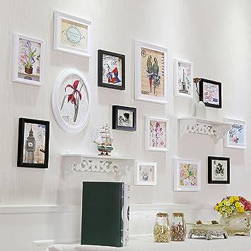 Amazon.com: @Decorative frame Decorative Photo Frames ,13 Pcs/sets ...