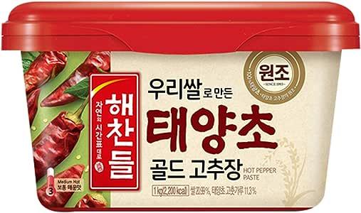 Haechandle Korean Hot Bean Paste (Gochujang) 1KG