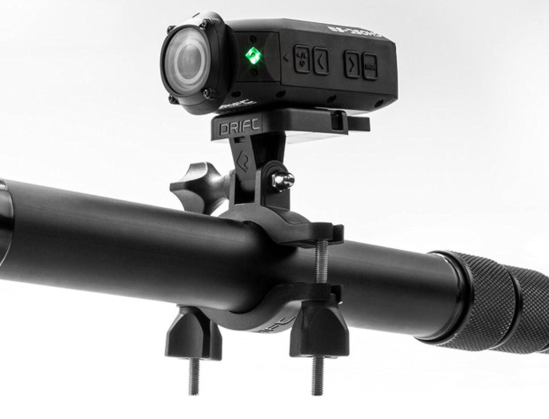Drift Innovation 30-015-00 Support pour Epaule Anti D/érapant Compl/ètement ajustable Noir