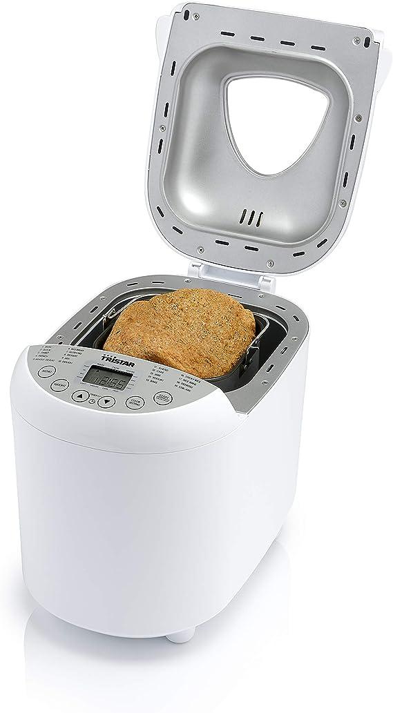 Panificadora Tristar BM-4586 – Grado de tostado de la corteza ...