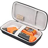 co2CREA Hard Travel Case Replacement for Klein Tools ET310 AC Circuit Breaker Finder Integrated GFCI Outlet Tester