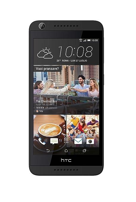 19 opinioni per HTC Desire 626 LTE Smartphone, 16 GB, Grigio [Italia]