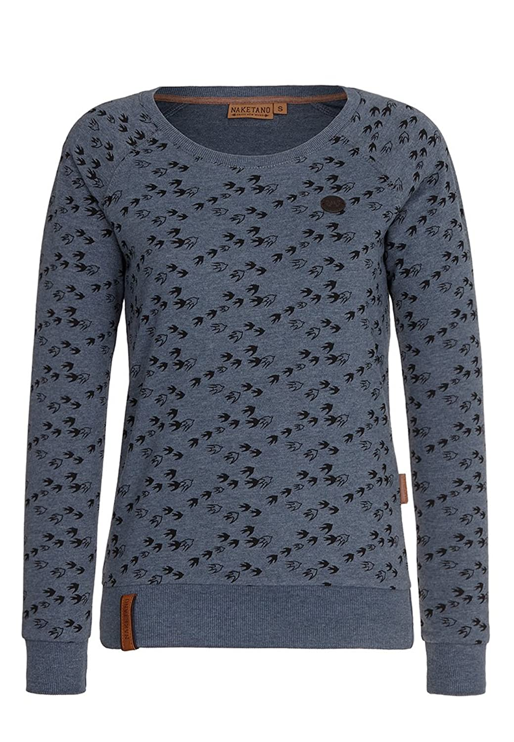 Damen Sweater Naketano On The Pitch Sweater