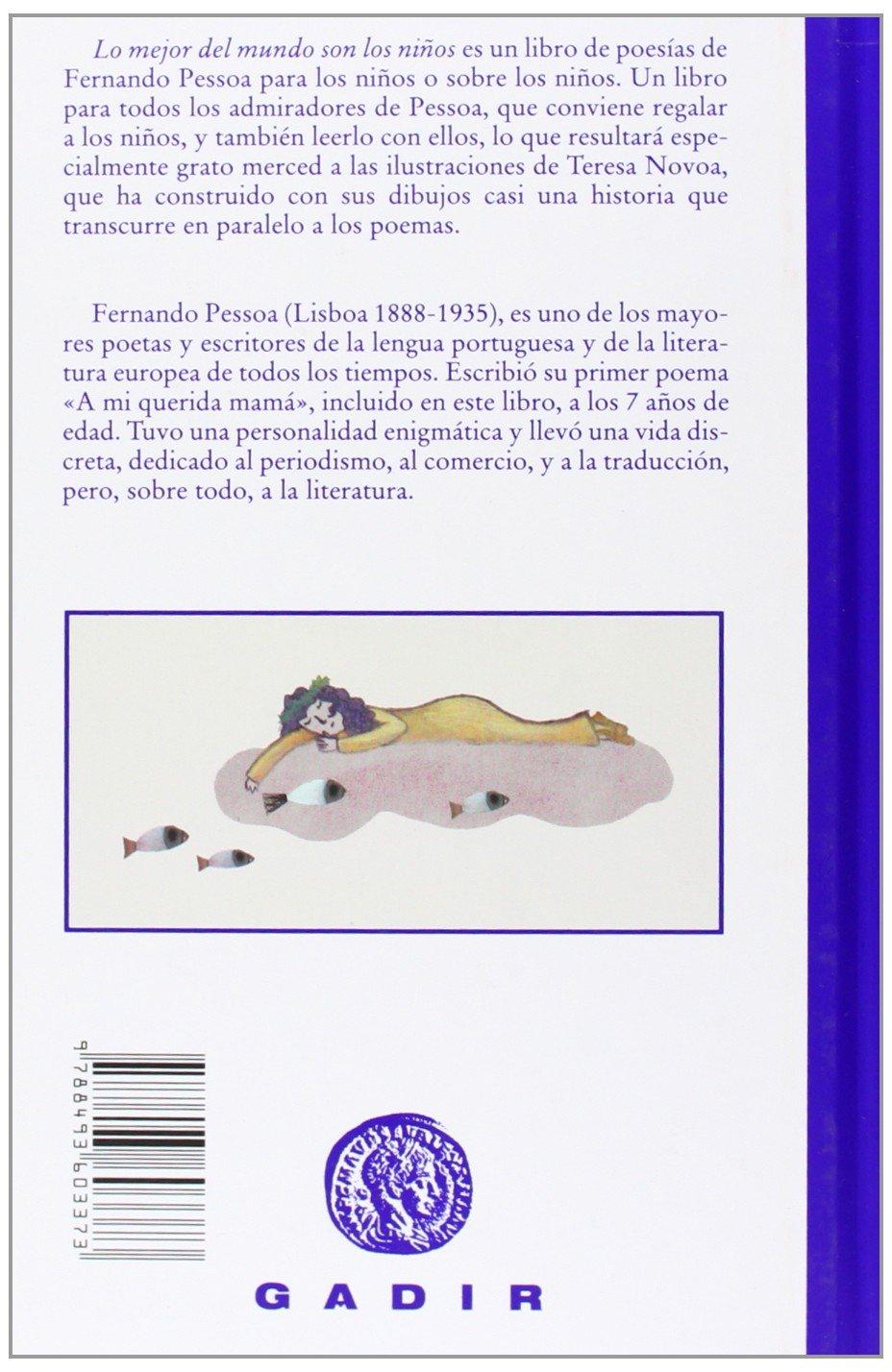 lo mejor del mundo son los ninos spanish edition fernando pessoa amazoncom books