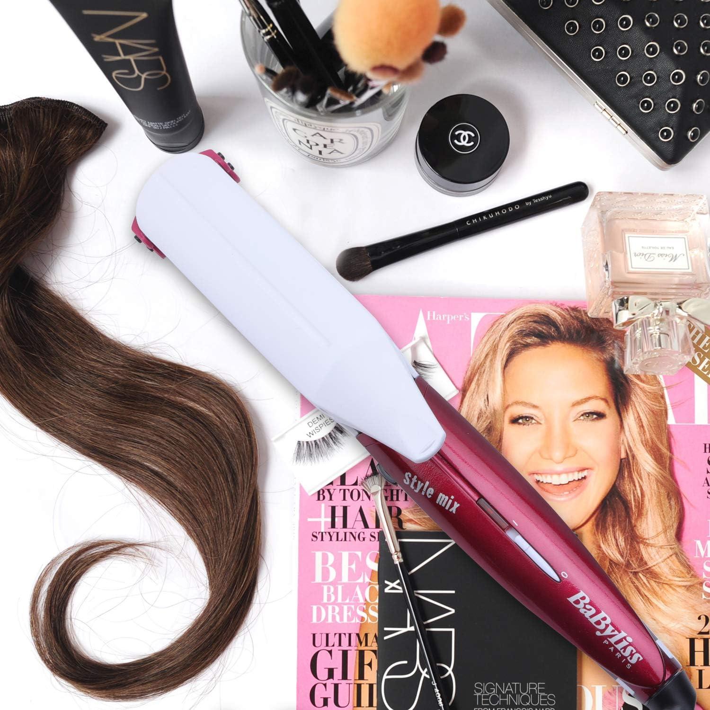 BaByliss Multistyler MS21E - Set moldeador de pelo 10 en 1 con tenacillas y planchas de pelo para alisar, ondular y crimpar: Amazon.es: Salud y cuidado personal