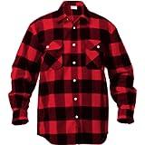 Rothco Extra Heavyweight Buffalo Plaid Flannel Shirt