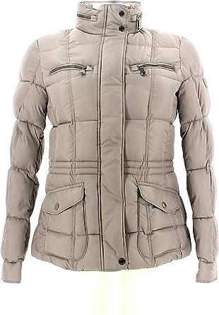 Recurso Relajante mezcla  Amazon.com: Geox chamarra de invierno, color: gris, 36, gris: Clothing