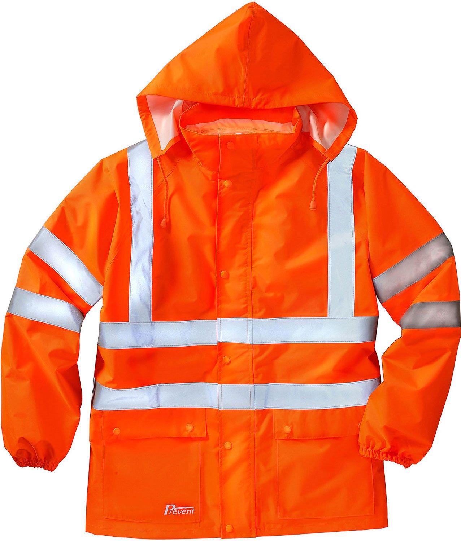 M Bekleidung & Schutzausrüstung Regenjacke RJO orange Gr Funsport
