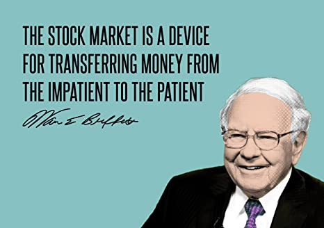 Image result for IMAGES warren buffett quote on investing