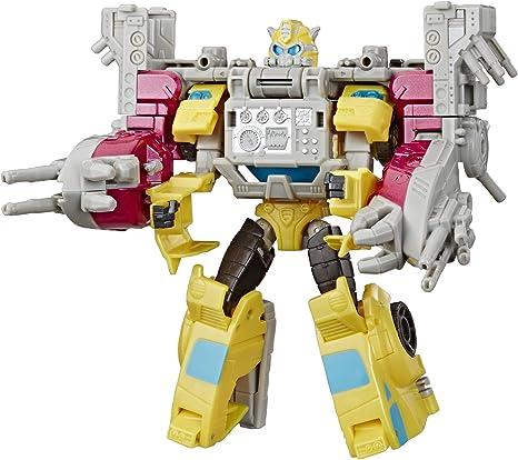 Transformers- Cyberverse Spark Armor Bumblebee, Multicolor (Hasbro ...
