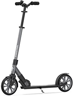 Amazon.com: Cosway Folding Kick Scooter, New Aluminum Alloy ...