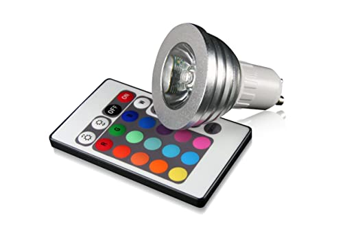 Exceptional Technaxx RGB LED Lampe GU10 4 Watt, Multicolor (farbwechsel), Dimmbar, Mit Pictures Gallery