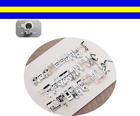 BlueArrowExpress Jumbo - Juego de maquinas de coser para modelos ...
