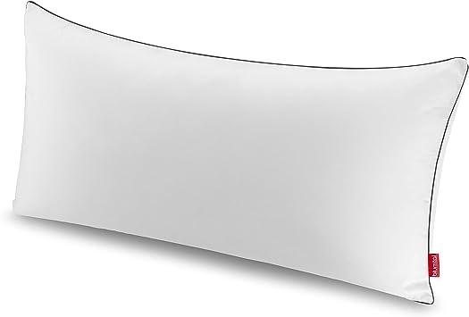 Kopfkissen Set 80x80 oder 40x80 Kissen Füllung Microfaser Schlafkissen Bettwaren