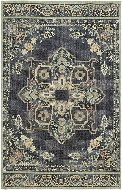 Amazon.com: Karastan 91426 50102 Vintage Tapis - Alfombra ...