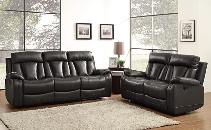 Coffee Tables to Match Black Leather sofa