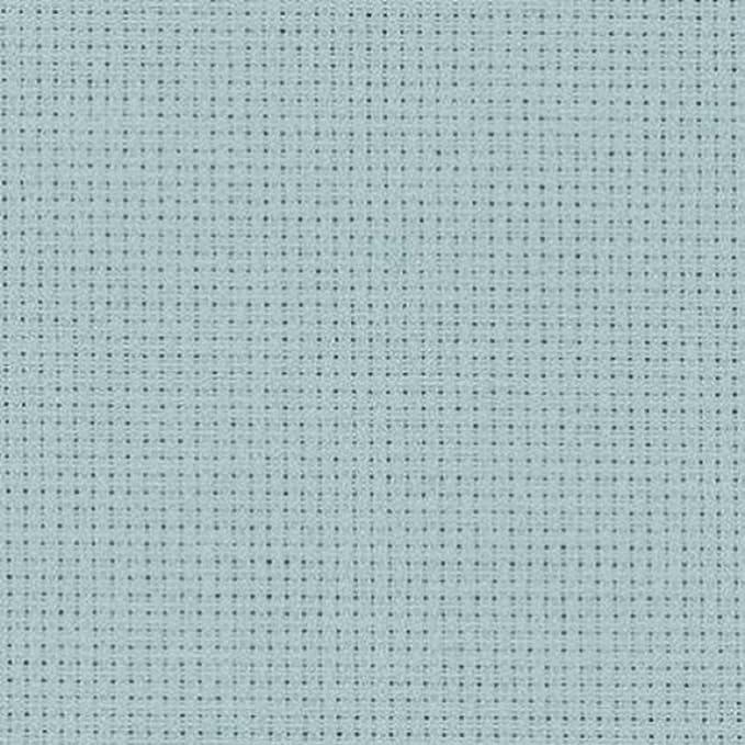 "Zweigart Jubilee 28 Count Pewter 100/% Cotton Cross Stitch Aida Fabric 18/"" x 18/"""