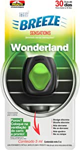 Odorizante Proauto Breeze Sensations Wonderland 5 Ml