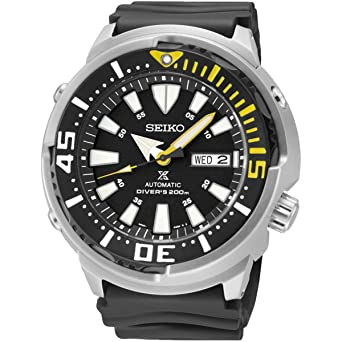 Amazon.com  Seiko SRP639K1 Men s Prospex Automatic Dive Stainless ... abf01efb2
