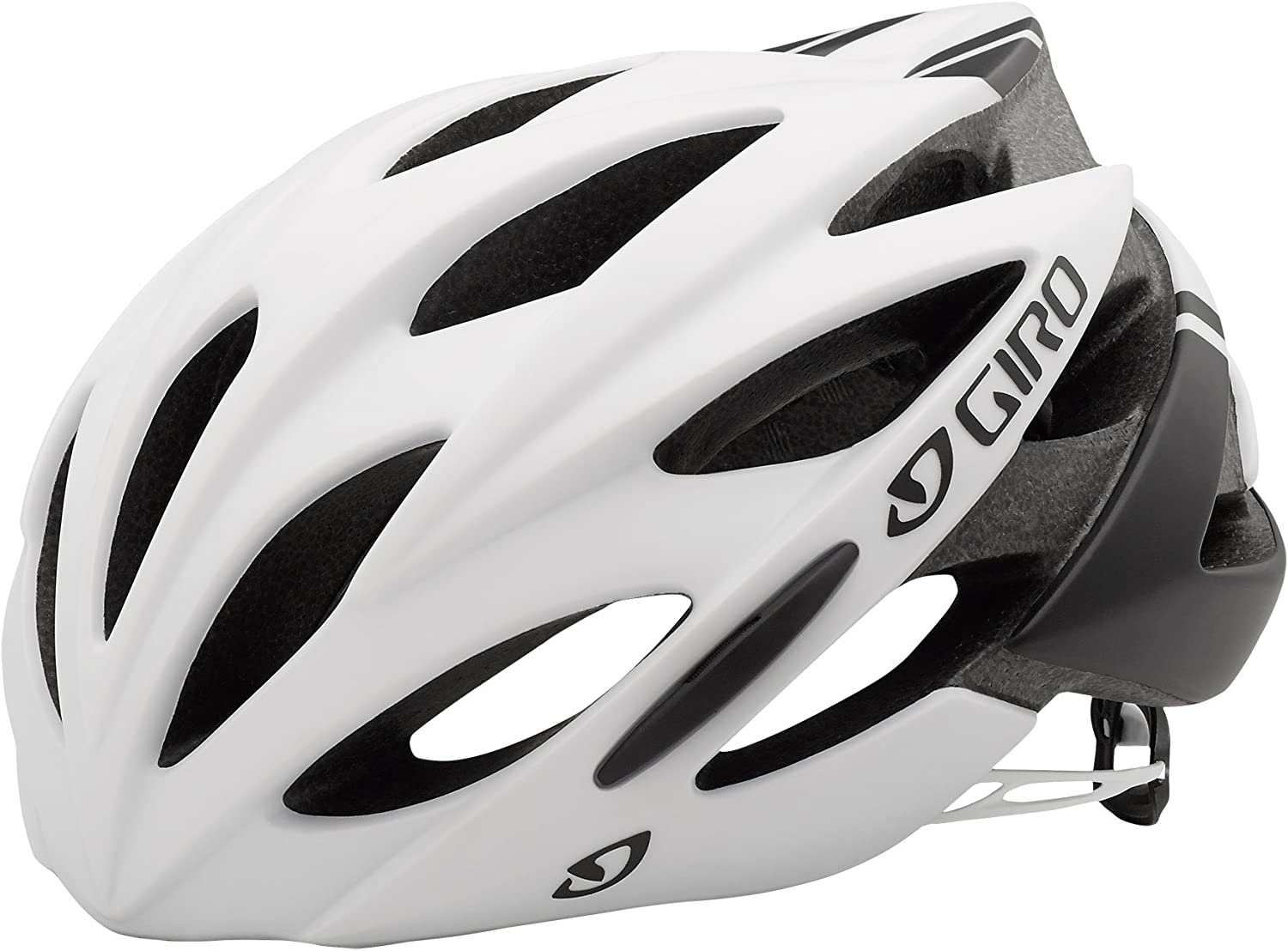 Giro Savant MIPS Helmet White Black, Small 51-55 cm