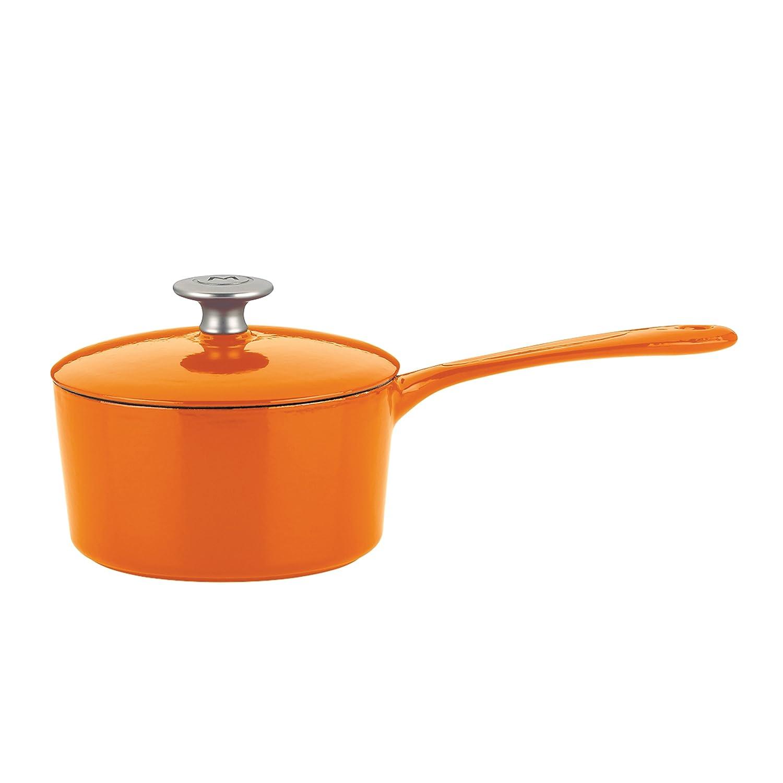 Mario Batali by Dansk 2-quart Persimmon Saucepan B007FRW30Q