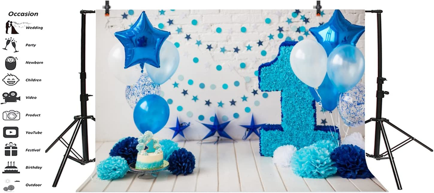 7x7FT Vinyl Photography Backdrop,Boys Room,Automobiles Rally Background Newborn Birthday Party Banner Photo Shoot Booth
