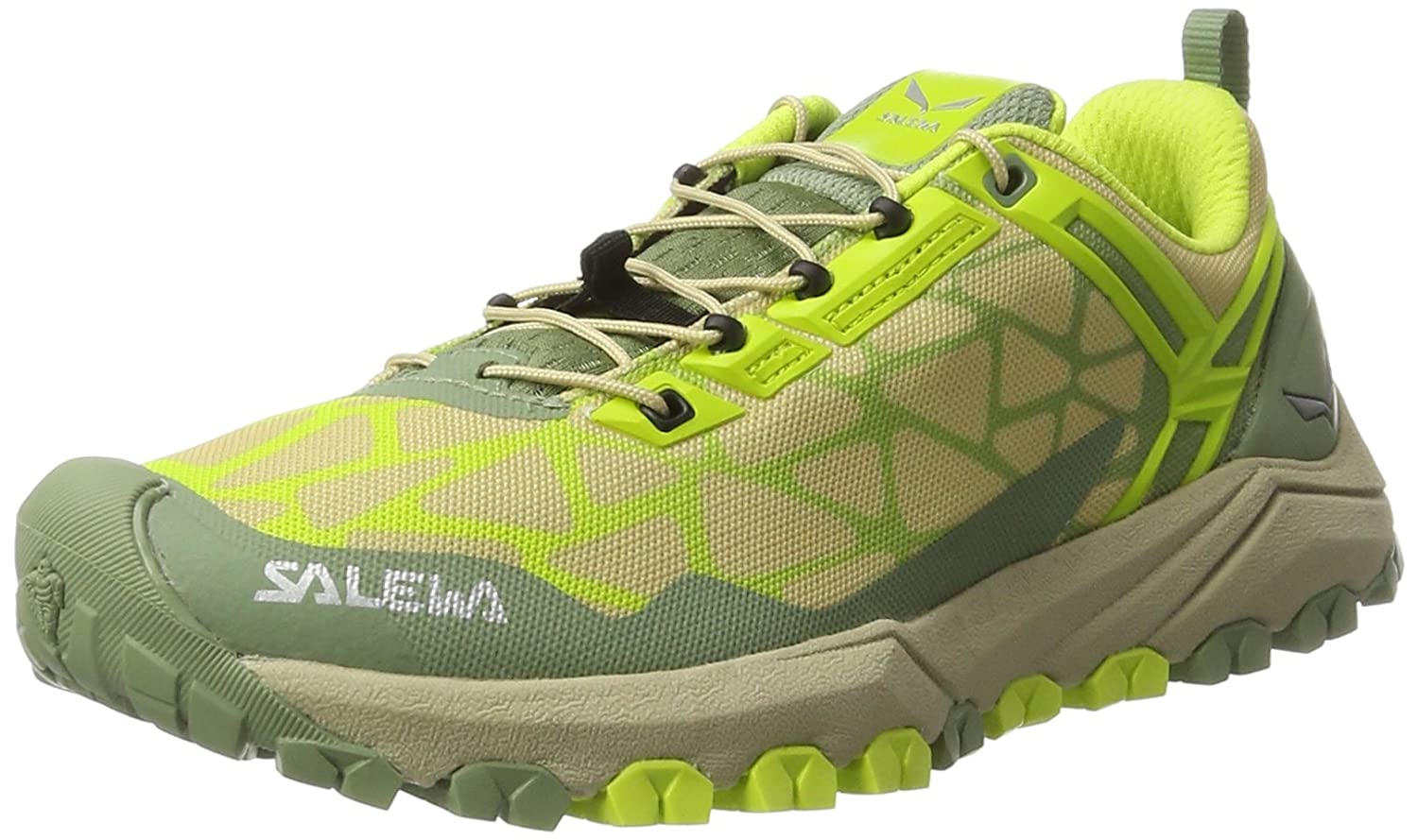 Womens Damen Multi Track Halbschuh Multisport Outdoor Shoes, Dark Denim-Aruba Blue, 6 UK Salewa