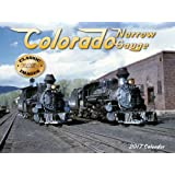 Colorado Narrow Gauge 2017 Calendar (Classic Railroad Images)