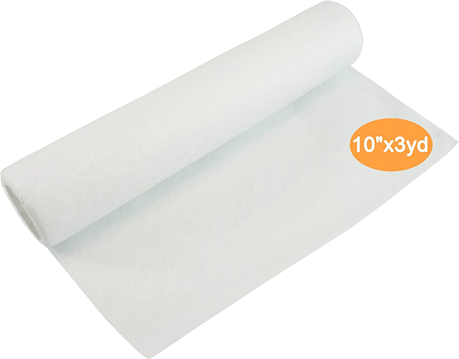 Water Soluble solvy  Embroidery Stabiliser Film Fabric 5 metres x 20 cm wide