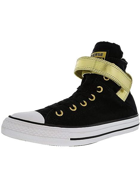 a8001845a0d Converse Women s Hi-Top Trainers  Amazon.co.uk  Shoes   Bags