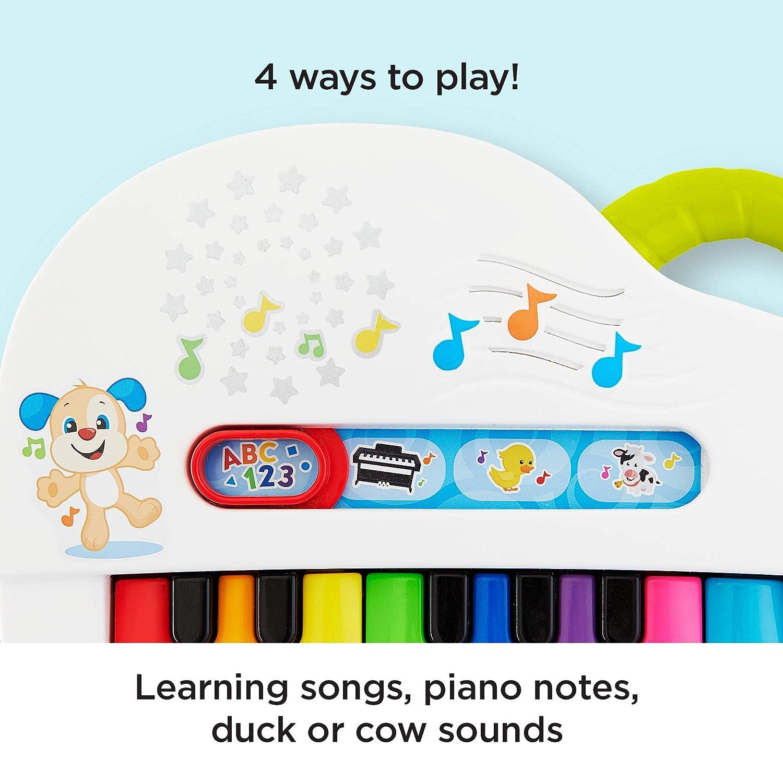 Fisher-Price GFK04 Piano: Amazon.es: Juguetes y juegos