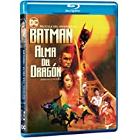 BATMAN: ALMA DE DRAGON Bluray (blu_ray) [Blu-ray]