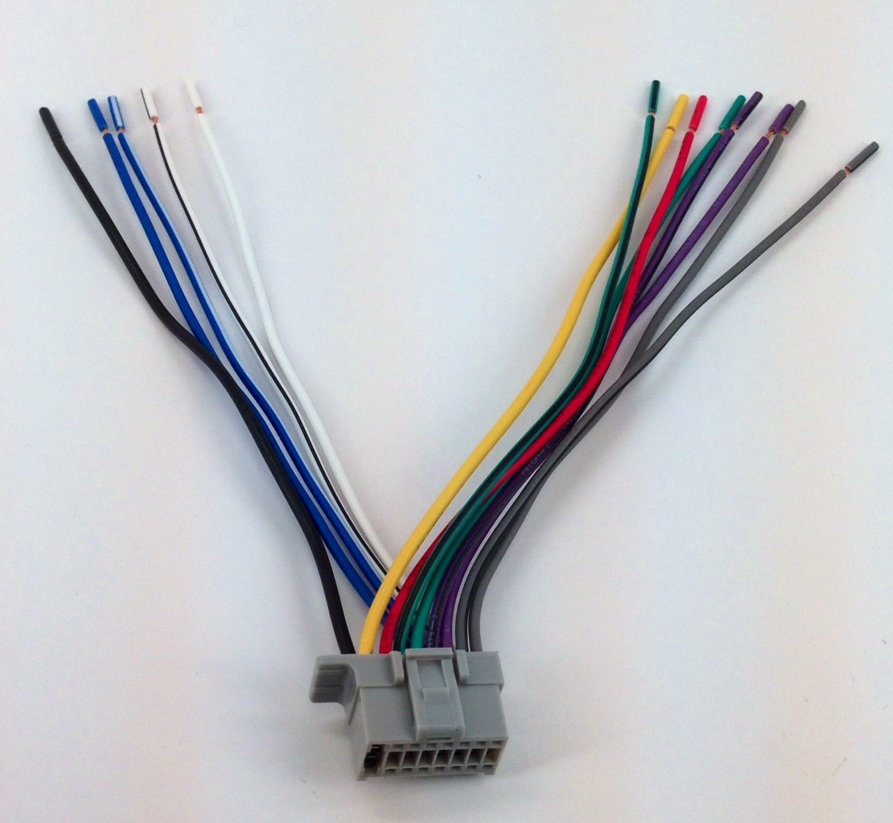 71sne5PkVFL._SL1280_ amazon com xtenzi wiring harness for alpine cde 100 cde 110  at readyjetset.co
