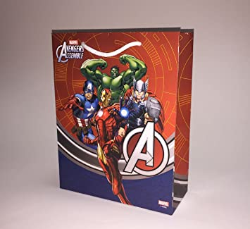 Untumble Avengers Birthday Return Gift Bags For Giftsfavours Set Of 10 Amazonin Toys Games