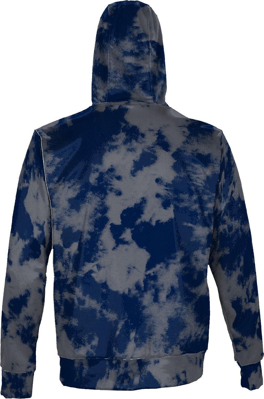School Spirit Sweatshirt Grunge ProSphere Butler University Mens Pullover Hoodie
