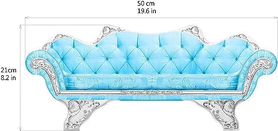 MeoWoof Sofa Cat Scratcher Scratching Bed Pad Sofa Lounge
