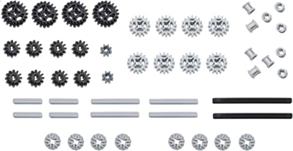 Cogwheels Gear Set Large @ Genuine Lego Technic Parts Gear Train