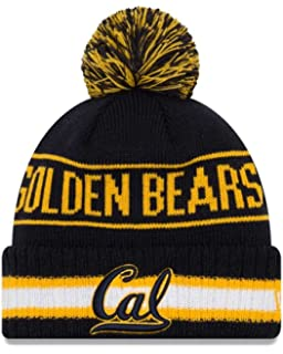 107fae3ae5ef4 Amazon.com : Cal Bears Official NCAA Carousel Cuffed Knit Beanie ...