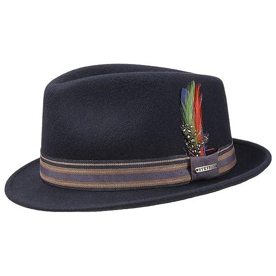 Stetson Oviedo Trilby Hat Felt hat Men´s hat (XXL/62-63